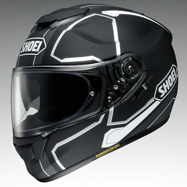 SHOEI GT-Air PENDULUM TC-5 ホワイト/ブラック ペンデュラム フルフェイスヘルメット ショウエイ