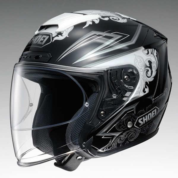 SHOEI J-FORCE4 REFINADO ジェットヘルメット TC-5 レフィナード