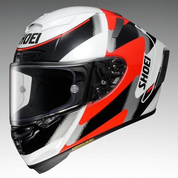 【あす楽対応】SHOEI X-Fourteen X-14 RAINEY TC-1 Sサイズ フルフェイスヘルメット ショウエイ レイニー