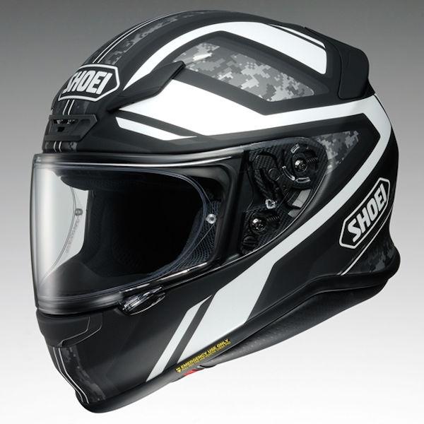 SHOEI Z-7 PARAMETER TC-5 フルフェイスヘルメット ショウエイ パラメーター