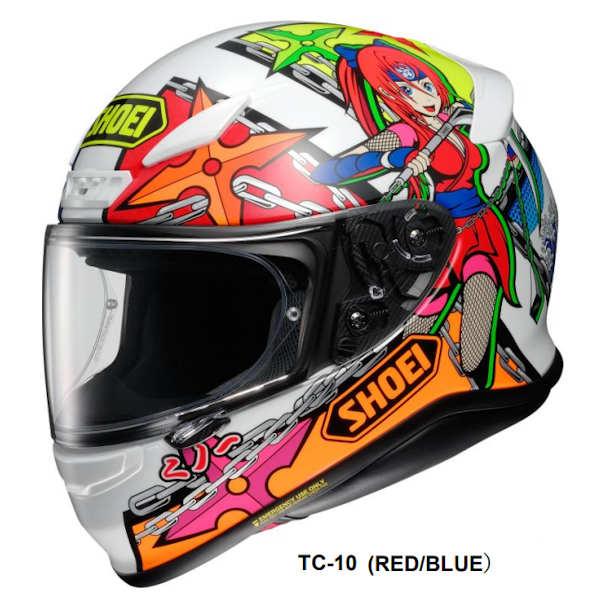 【受注生産/3月発売予定】SHOEI Z-7 STIMULI スティミュライ フルフェイスヘルメット ショウエイ Z7 くノ一