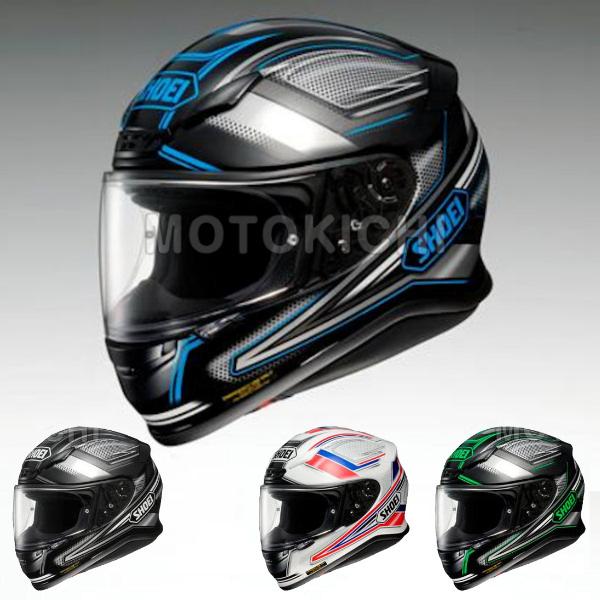 SHOEI Z-7 DOMINANCE フルフェイスヘルメット ショウエイ
