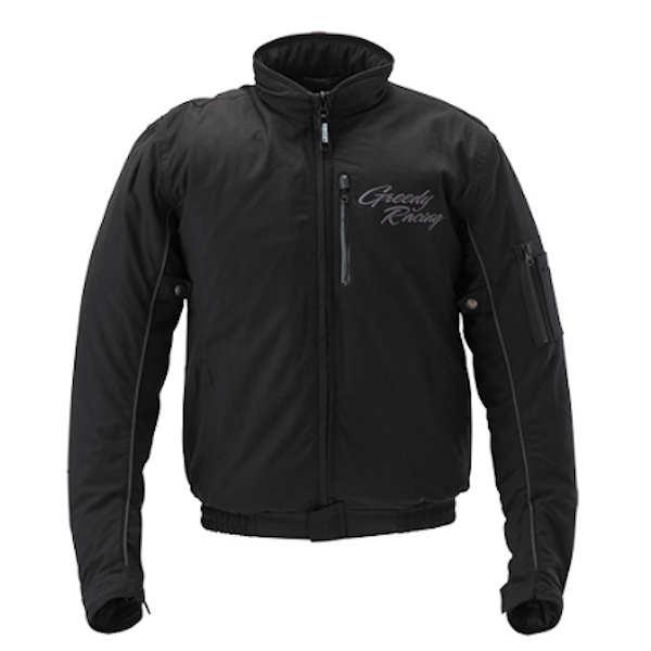 GREEDY GNW-292 NYLON JACKET ブラック 秋冬用ジャケット