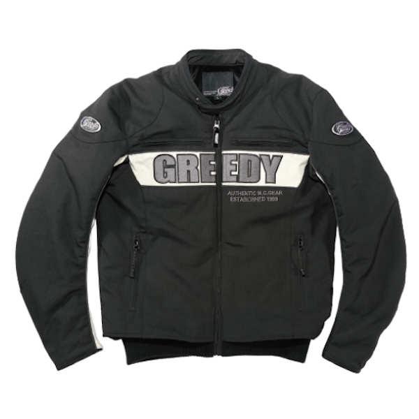 GREEDY GNW-301 SPORT JACKET ブラック 秋冬用ジャケット
