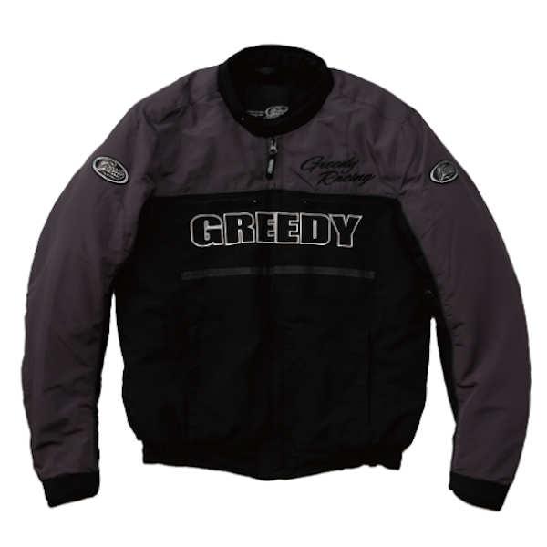 GREEDY GNW-302 RIDING JACKET グレー 秋冬用ジャケット