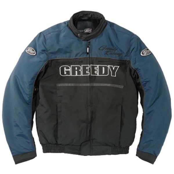 GREEDY GNW-302 RIDING JACKET ネイビー 秋冬用ジャケット