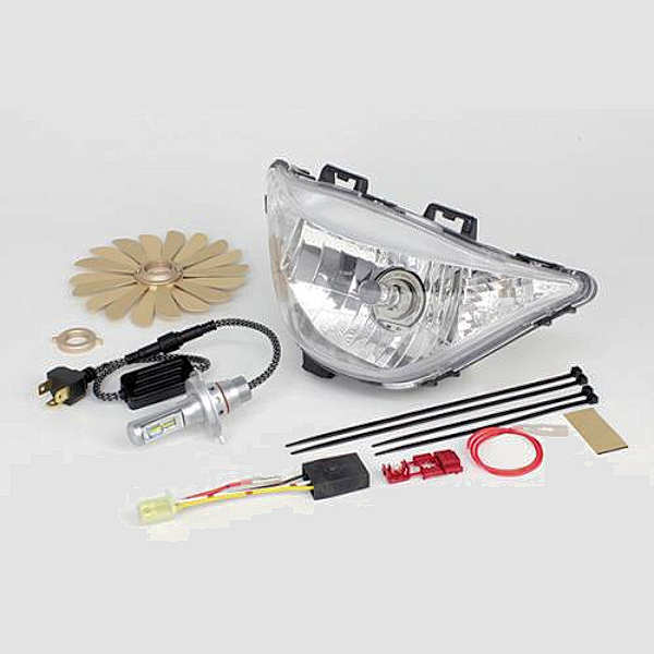 SP武川 タケガワ 05-08-0437 LEDヘッドライトキット3.0 SUZUKI アドレスV125S V125SS LEDバルブ