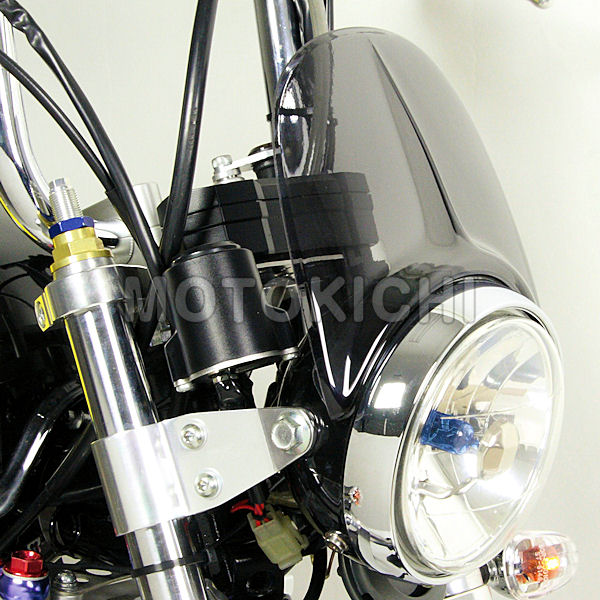 SP武川 タケガワ (05-08-0294) ヘッドライト&スクリーンセット 【モンキー ゴリラ FI含む】