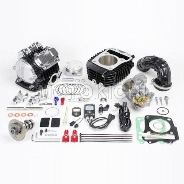 予約販売 高品質 01-05-0504 ホンダ MSX125 SP武川 タケガワ スーパーヘッド4V+Rコンボキット181cc HONDA ビッグスロットルボディーキット