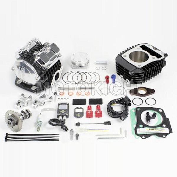 SP武川 タケガワ 01-05-0502 スーパーヘッド4V+Rコンボキット181cc HONDA MSX125