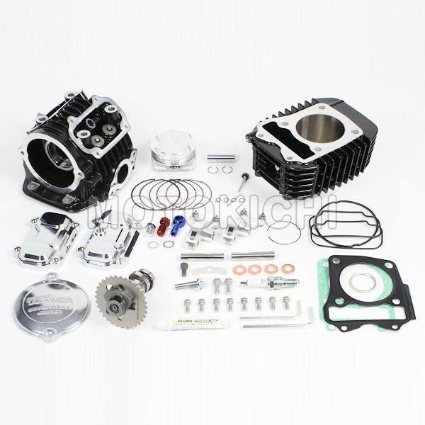 スーパーヘッド4V+Rボアアップキット181cc 16年 GROM MSX125 MSX125SF HONDA 01-05-0526 SP武川 タケガワ