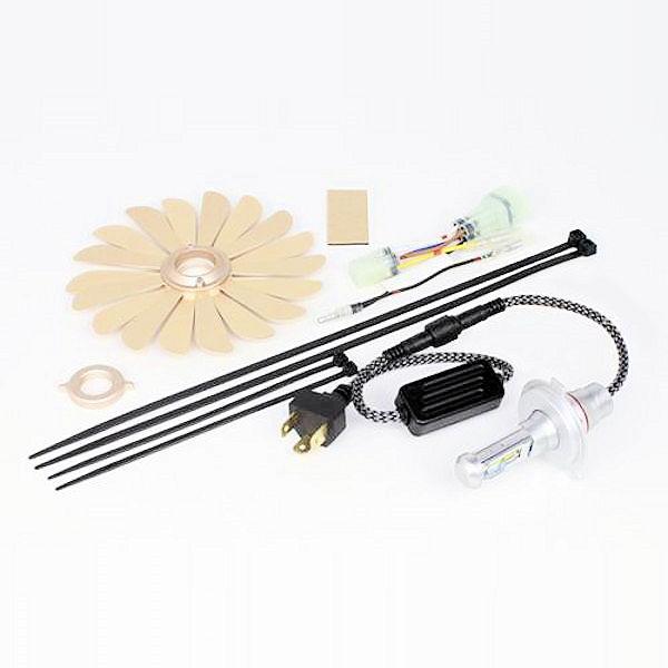 タケガワ TAKEGAWA 05-08-0436 LEDヘッドライトキット3.0 HONDA クロスカブ専用