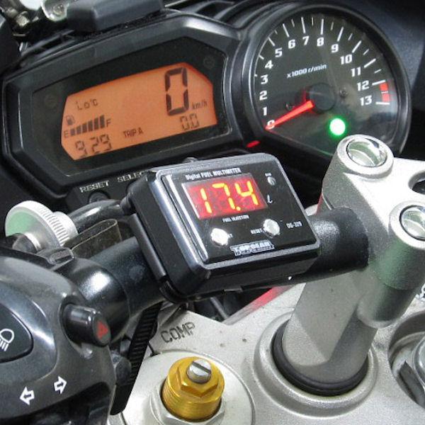 PROTEC プロテック No.11504 DG-Y02 デジタル燃料計 FZ-1/FZ-1S/FZ-1 FAZER['06~]用