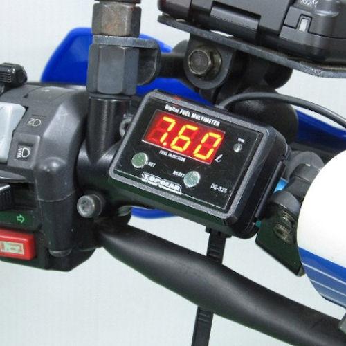PROTEC プロテック No.11508 DG-Y04 デジタル燃料計 WR250R/WR250X['07~ DG15J]専用