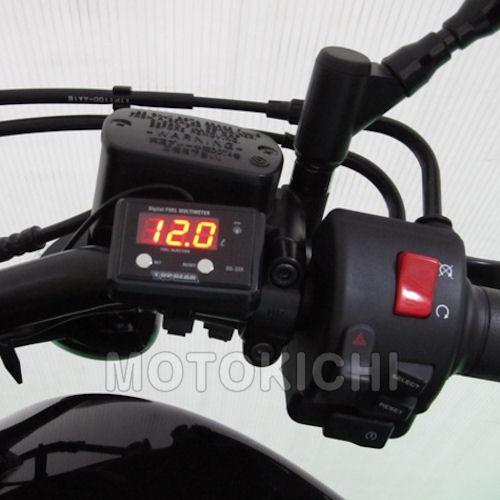 PROTEC プロテック No.11521 DG-Y07 デジタル燃料計 BOLT/Rスペック [VN04J '14~] ABS車共通