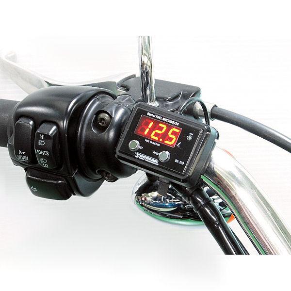 PROTEC プロテック DG-HD02 デジタル燃料計 FI車専用 ハーレー '07年~ XL1200 スポーツスター