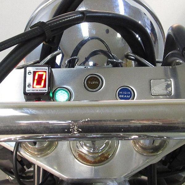 プロテック SPI-H11 シフトポジションインジケーター (No.11073) V-TWIN MAGNA [MC29 '94~'96]【HONDA】