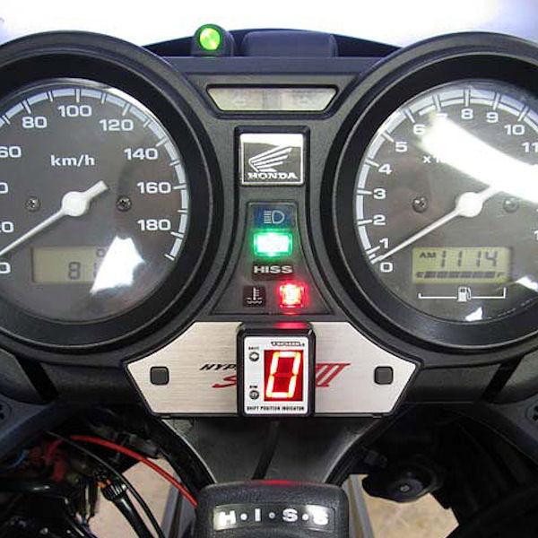 プロテック SPI-H12 シフトポジションインジケーター (No.11082) CB400SB H-VTEC SPEC3 [NC39 '05~'07]【HONDA】