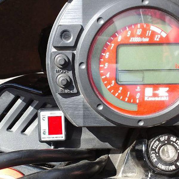 プロテック SPI-K60 シフトポジションインジケーター (No.11311) Z1000 [ZRT-00A '03~'06]【KAWASAKI】