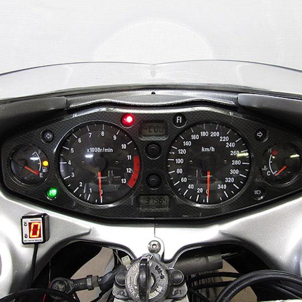 プロテック SPI-S41 シフトポジションインジケーター (No.11054) GSX1300R ハヤブサ ['99~'07]【SUZUKI】