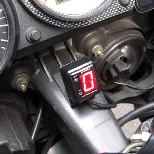 プロテック SPI-S52 シフトポジションインジケーター (No.11353) TL1000R (逆輸入車)VT52A '98【SUZUKI】