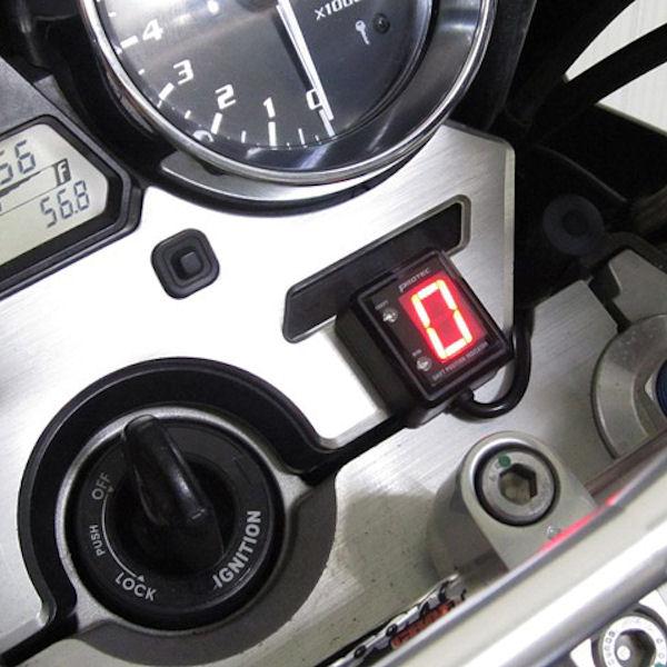 プロテック SPI-Y35 シフトポジションインジケーター (No.11357) XJR1300 (RP17J '07年~)【YAMAHA】