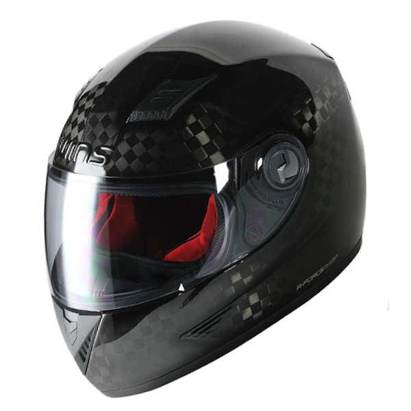 【3月以降の出荷】WINS A-FORCE12 Lサイズ カーボン フルフェイスヘルメット