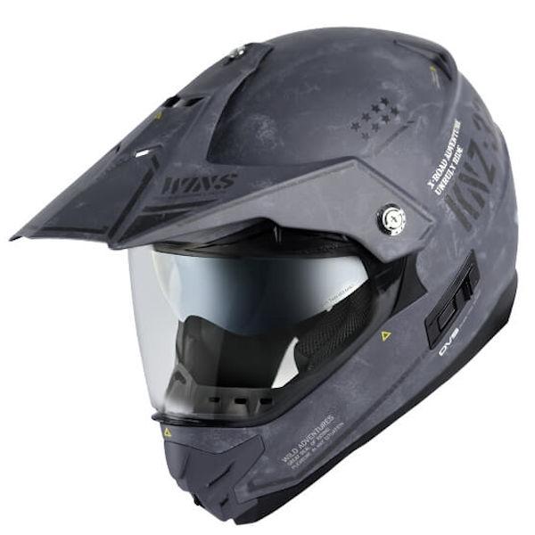 本店 X ROAD COMBAT マットアーミーグレー 取寄せ WINS ブランド品 X-ROAD モトクロス トレイル Lサイズ D12 ヘルメット