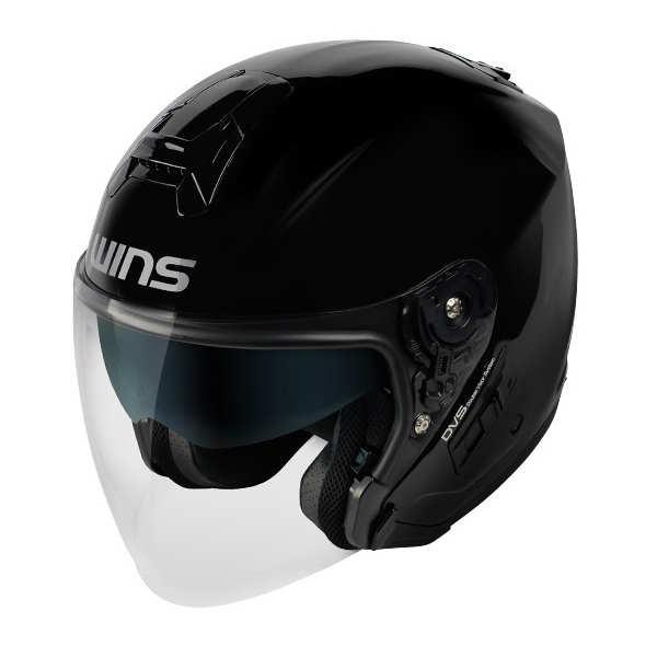 ウインズジャパン G-FORCE SS JET メーカー取寄せ WINS 新作 大人気 メタリックブラック L M-SLIM M ジェットヘルメット メーカー公式 XLサイズ