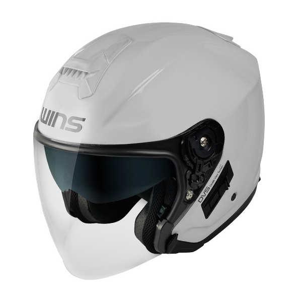 ウインズジャパン G-FORCE SS JET 在庫あり WINS Mサイズ 商品 ジェットヘルメット クールホワイト 業界No.1
