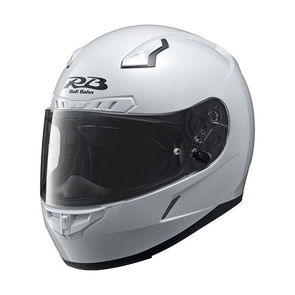 YAMAHA純正 ヤマハ 90791-1741 ヘルメット YF-8 Roll Bahn ソリッド パールホワイト S~XXLサイズ