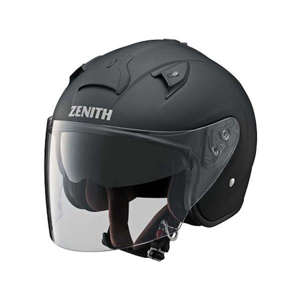 YAMAHA純正 ヤマハ 907912281 ヘルメット YJ-14 ZENITH ラバートーンブラック