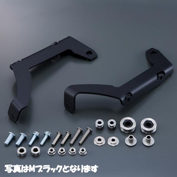 YAMAHA純正 ヤマハ (Q5KYSK072R08) クイックリリースウインドシールドマウント Mブラック XVS1300CA Stryker