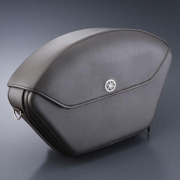YAMAHA純正 ヤマハ (Q5KYSK016P22) スマートサイドバッグ ブラック DS400