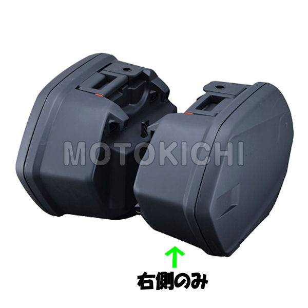 YAMAHA純正 ヤマハ Q5KYSK085P04 サイドケースR 【MT-09Tracer TRACER900】