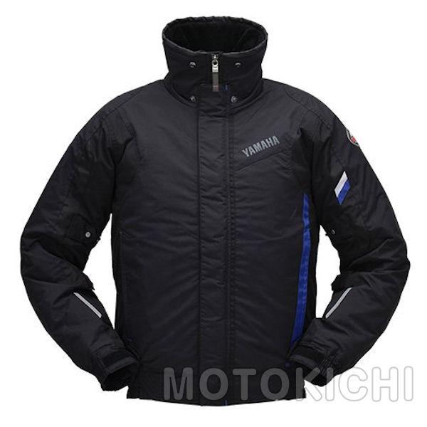 YAMAHA純正 Q1DKSTY1302 YAF42-K Motoウインターライディングジャケット ブラック