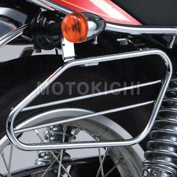 YAMAHA純正 Q5KYSK008E05 リアサイドガーニッシュ SR400 サドルバッグサポート
