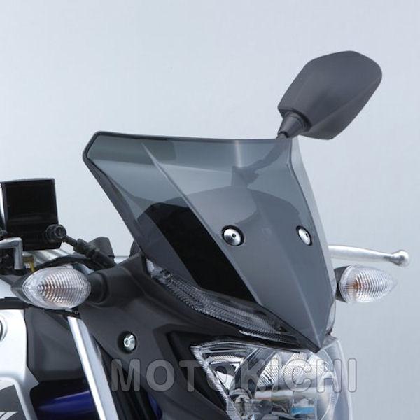 Q5KYSK088R01 期間限定特別価格 スクリーン MT-25 MT-03 スポーツスクリーン 日本メーカー新品 YAMAHA ヤマハ