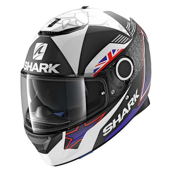 SHARK SPARTAN Replica Redding YAMAHA フルフェイスヘルメット Q1C-LIK-Y02-W45 Q1C-LIK-Y02-M45 Q1C-LIK-Y02-L45 Q1C-LIK-Y02-X45 S~XLサイズ