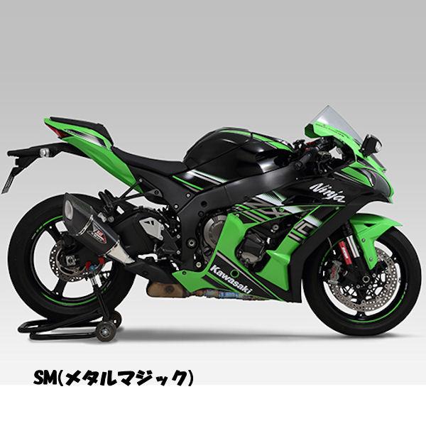 ヨシムラ YOSHIMURA 110-289-L12G0 スリップオンマフラー R-11sq サイクロンマフラー メタルマジック Ninja ZX-10R '16年~