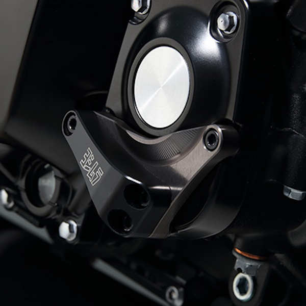 【入荷待ち】ヨシムラ 280-269-0200 エンジンケースガードKIT パルサーカバー「PRO SHIELD」 カワサキ Z900RS Z900RS CAFE