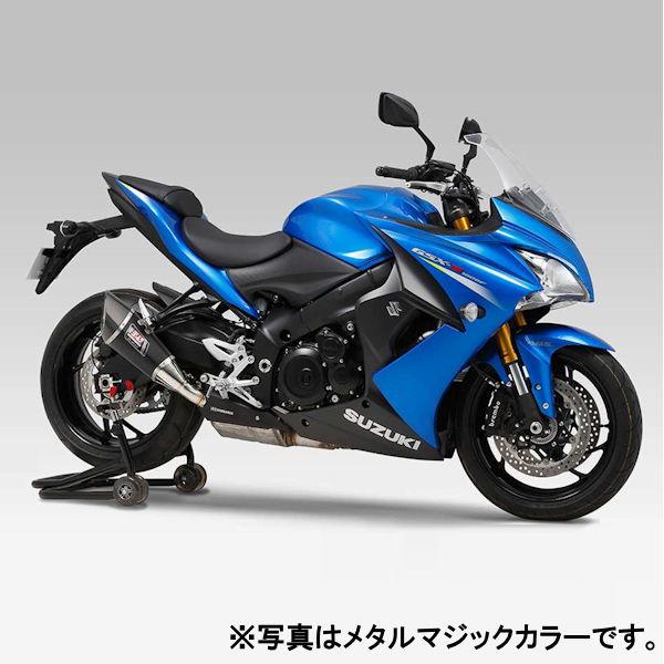 ヨシムラ YOSHIMURA 110-196-5E20 SM メタルマジック カーボンエンド Slip-On SUZUKI GSX-S1000 R-11 サイクロン EXPORT SPEC 政府認証 ヒートガード付属