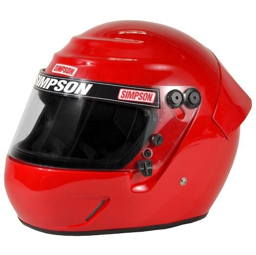USAシンプソン四輪SIMPSON BULLDOG HELMETシンプソン ブルドック ヘルメットモーターサイクルドラッグレース用ヘルメット