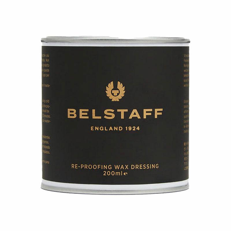 【ベルスタッフ/Belstaff】 RE-PROOFING WAX DRESSING 200ML ワックス缶