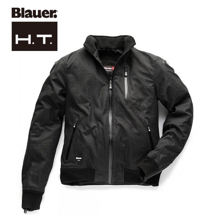 【ブラウアー H.T./Blauer H.T.】 INDIRECT TEXTILE JACKET インディレクト テキスタイル ジャケット バイク アウター ブラック【3】【OT】