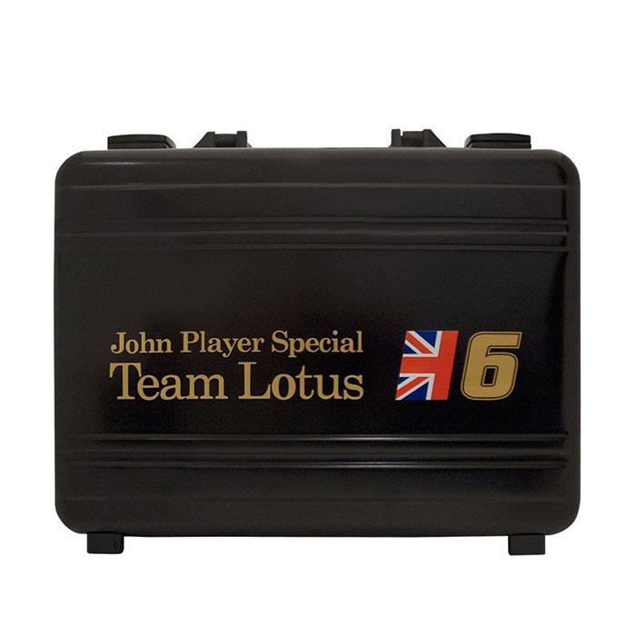 【クラシック チーム ロータス/Classic Team Lotus】アタッシューケース アルミ JPS John Player Special