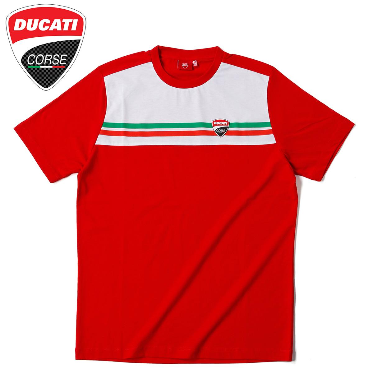 Ducati Scrambler Brooklyn Cafe Graphic Short Sleeve T-Shirt