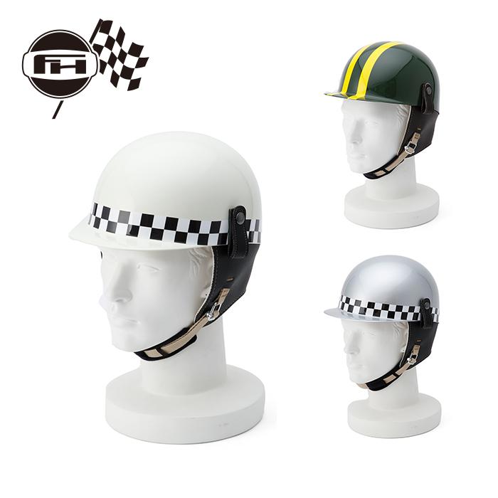 【ファッション ヘルメット/Fashion Helmet】クラシカル ヘルメット CASCO EPOCA クラシックカーレース ハーフヘルメット ラリー イベント イタリアン トリコローレ