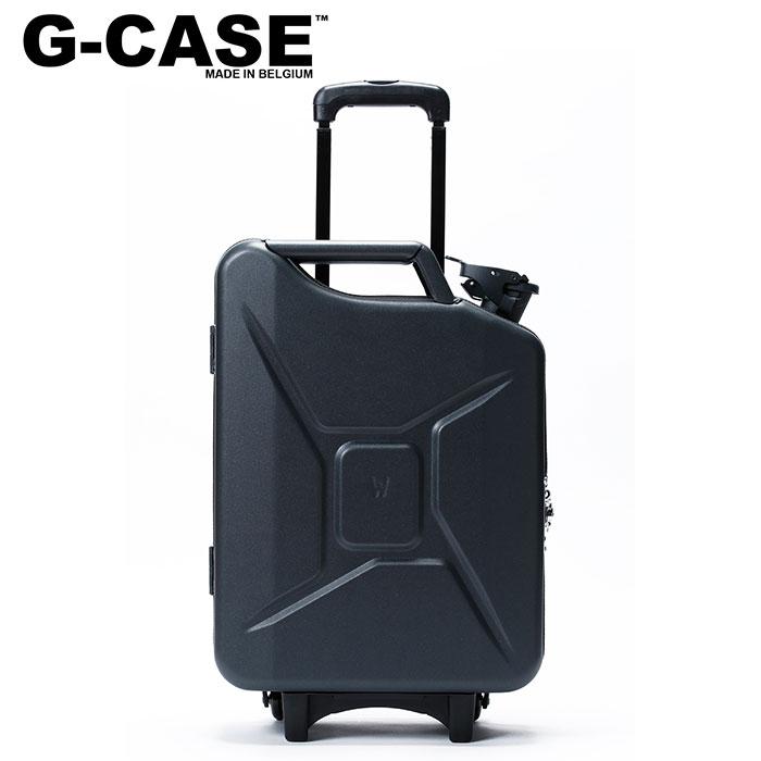 【ジーケース/G-CASE】キャリーケース ギャラクシーグレー Carry Case ジェリカン トラベルバック ミリタリー バッグ 機内持ち込み可能