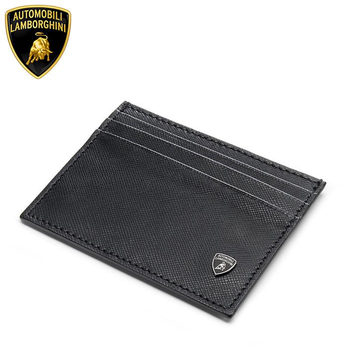 ランボルギーニ Lamborghini ランボクラシック・クレジットカードケース CLASSIC CREDIT CARD HOLDER カードケース パスケース 定期入れ スーパーカー